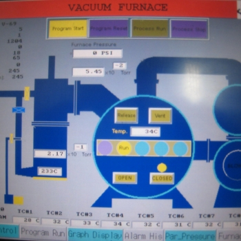 Vacuum Furnace :  Furnace Engineer by CHS-ASIA Col.,LTD