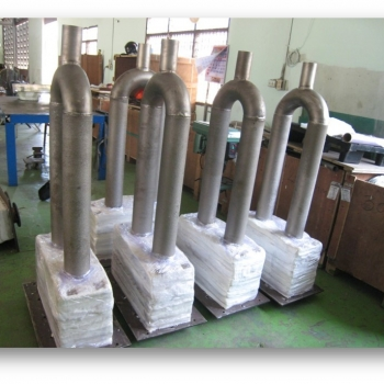 Casting Products  :  Furnace Engineer by CHS-ASIA Col.,LTD