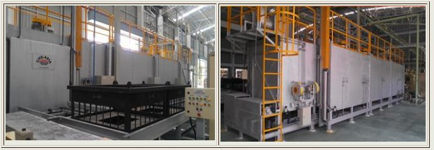 Stress Relief Furnace :  Furnace Engineer by CHS-ASIA Col.,LTD