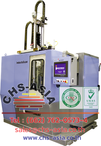 Induction Hardening :  Furnace Engineer by CHS-ASIA Col.,LTD